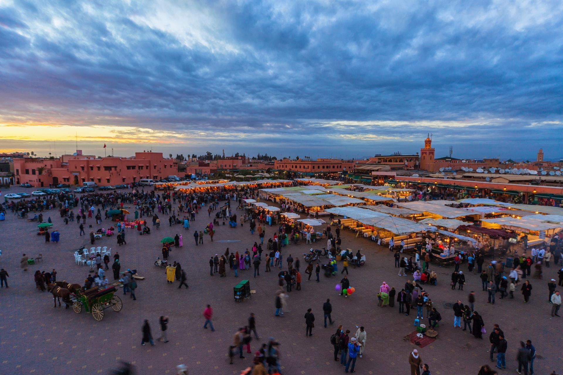 bazaar marketplace